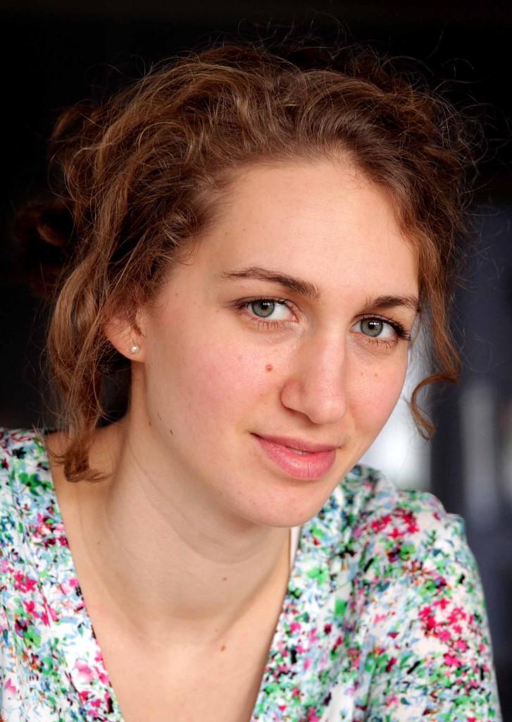 Lydia Krüger mezzosoprano